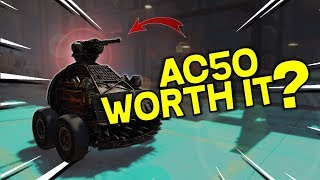 The AC50 Autocannon worth Getting? -- Crossout
