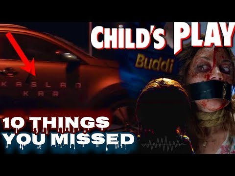 10 Things Missed In The Child's Play (2019) Trailer [Chucky's Voice]