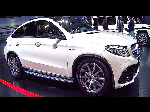 New Mercedes Gle63 Amg Turbo 2016 2017 Suv Interior Exterior