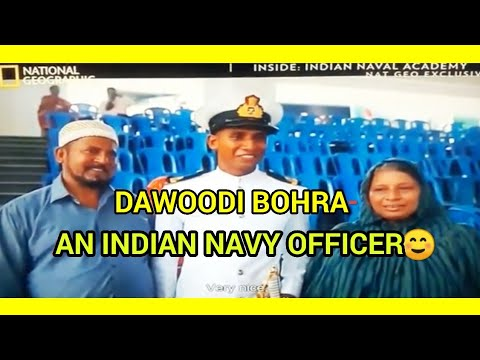 Indian Navy officer belongs to Dawoodi Bohra community in National geographic channel