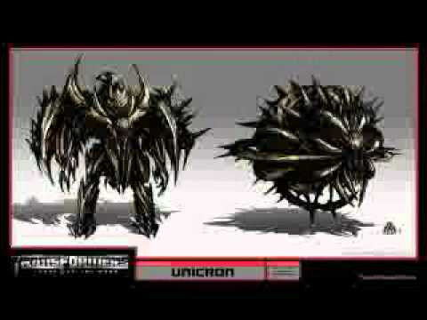 Transformers 4 Unicron Transformers 4: Galvat...