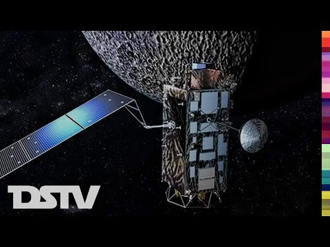 THE JAPANESE LUNAR ORBITAR SELENE - SPACE DOCUMENTARY