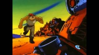 SWAT KATS: T-Bone and Razor Moments