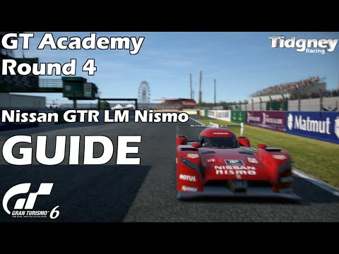 [GT Academy 2015] - Round 4 Guide!