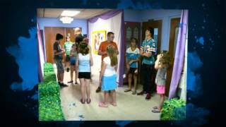Vacation Bible School at St. Timothy Church in Livonia, Michigan
