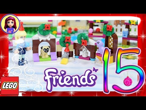 Day 15 Lego Friends Advent Calendar 2017 Silly Play Kids Toys