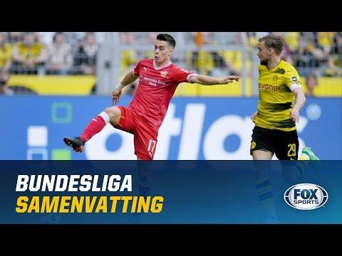 HIGHLIGHTS | Samenvatting Borussia Dortmund - VfB Stuttgart