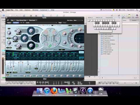 Unit 35 - sound creation and manipulation (Snare Drum Patch)