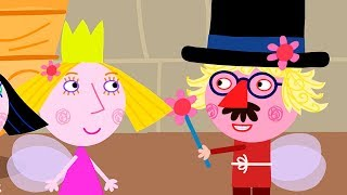 Ben and Holly's Little Kingdom | Spies | Cartoon for Kids