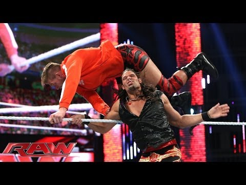 Adam Rose brings the party to Raw and interrupts Zeb Colters rant: Raw, May 5, 2014