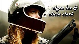 elyza ليكس & alicia كلارك | ftwd الاتحاد الافريقي