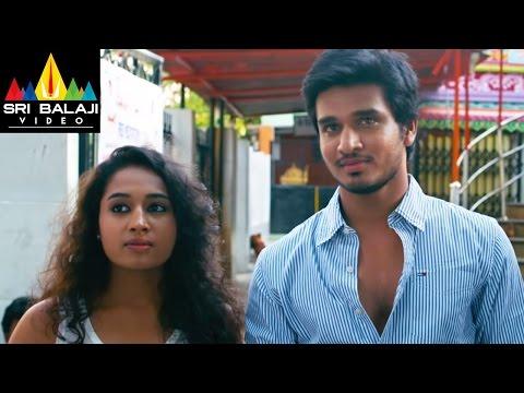 Swamy Ra Ra Telugu Movie Part 2/10   Nikhil, Swathi   Sri Balaji Video