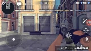 Інструкція для гравців Critical ops:як тягнути снайпером на пленте Б і на карті Плаза