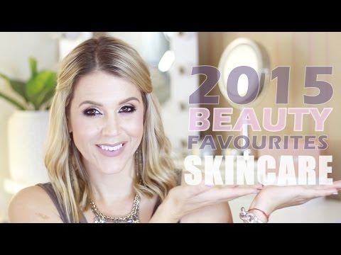 2015 BEAUTY FAVES: Skincare