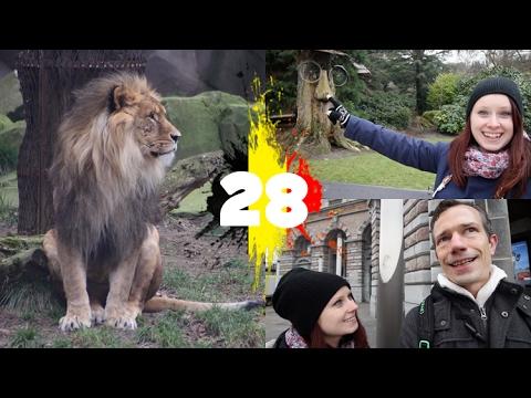OP NAAR ANTWERPEN! || Vlog 28