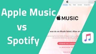 Apple Music - Einführung / Test (deutsch)