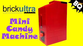 Brickultra Mini Candy Machine Custom Lego Review