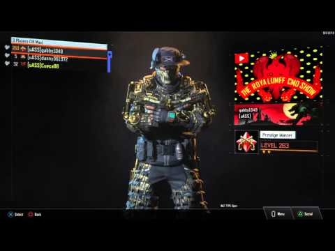 TheQuakeShow -FREE PSN GIVEAWAY! @ 100 Subscribers and Like the show- CoD All Night