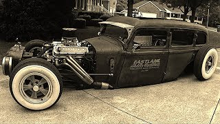 Up Close with Al's 1934 Dodge Rat Rod