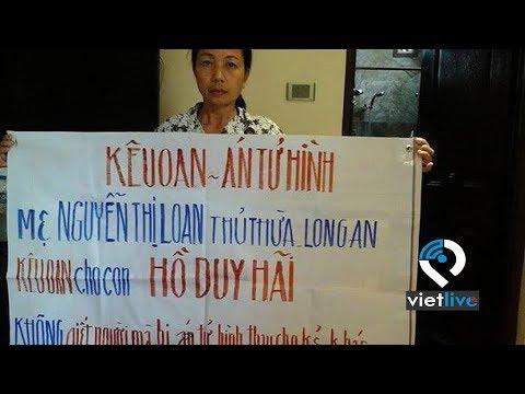 Vụ án Hồ Duy Hải: biểu tượng của công lý bị hiến tế