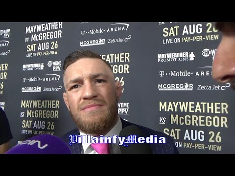 CONOR MCGREGOR THREATENS PAULIE MALIGNAGGI; PLANS A BEATDOWN IN SPARRING; HE'LL ANSWER HIS CRITICISM