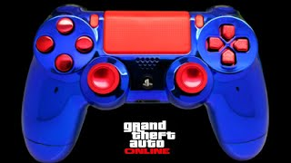 ★ GTA V PC ★ (How to use PS4 Controller on PC GTA 5 PC Online) Windows 7,8 & 10 ★1080p 60fps