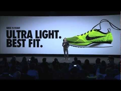 NIKE Unveils Performance Innovations For Summer Of Competition - NYK - 21 Feb 2012