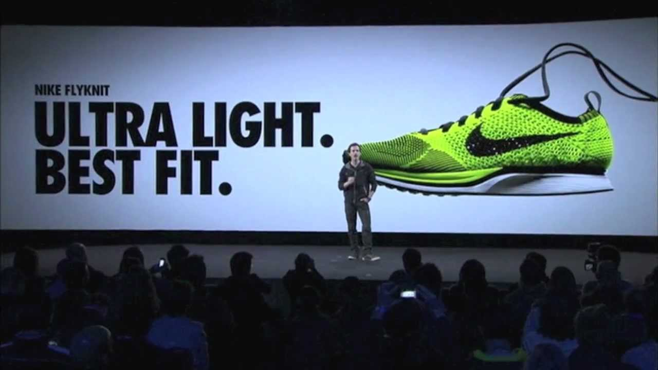 NIKE Unveils Performance Innovations For Summer Of Competition - NYK - 21  Feb 2012 - YouTube