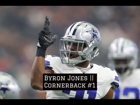 Dallas Cowboys All 22 Film Session || Byron Jones Cornerback #1