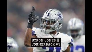 Dallas Cowboys All 22 Film Session || Byron Jones Cornerback #1
