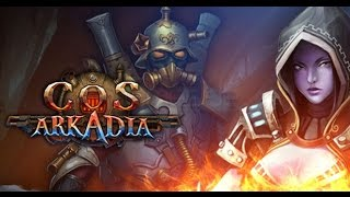 City of Steam Arcadia Relook