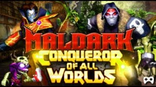 Maldark: Conqueror of All Worlds Walkthrough, Guide, #1 Boss Gameplay - New Free Games MORPG, RPG