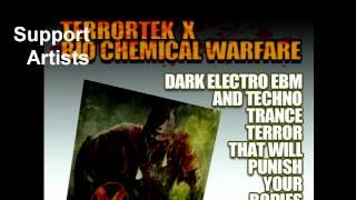 TERRORTEK X- Bio Chemical Warfare (Vx-13 & Sarin-X Club Mix)