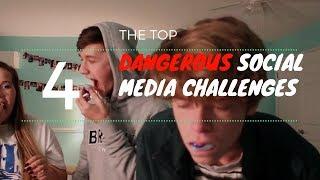 Top  4 Dangerous Internet Challenges 2018