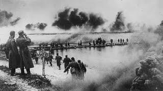 Освобождение Украины, 1943 г. фильм 13-й,  Великая Отечественная война, сериал
