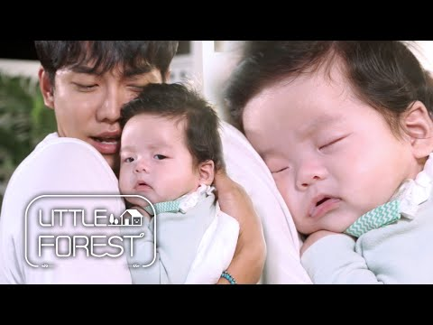 Lee Seung Gi, Can You Hold A Baby By Any Chance? [Little Forest Ep 1]