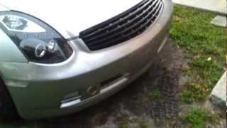 03 infiniti g35 6 speed with brembo brakes for sale