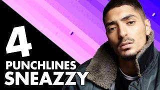 4 LOURDES PUNCHLINES DE SNEAZZY (Analyse DBSS I & II)