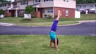 Shaytards VS Bratayley: Older Girls Gymnastics