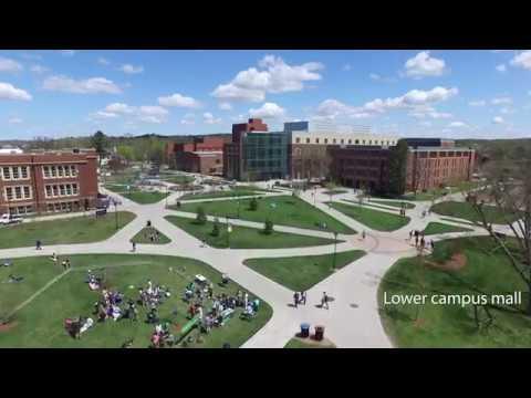 University Of Eau Claire >> Uw Eau Claire Campus Areas