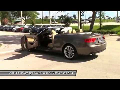 Audi A Coral Springs FL LPEN YouTube - Coral springs audi