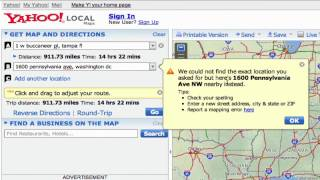 Yahoo Maps Fl - YT on need map for driving directions, mapquest driving directions, travelocity driving directions, amazon driving directions, mapblast driving directions,