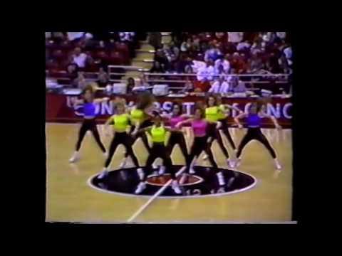 UC Dance Team 1989-90