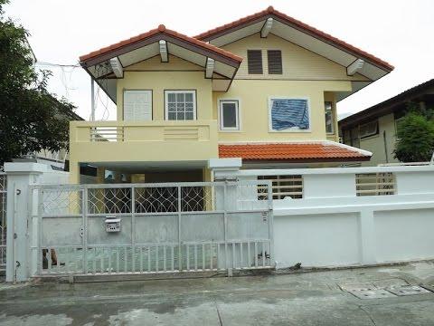 บ้านเช่าสุขุมวิท 101/1 บ้านใหม่ให้เช่าราคาถูก ใกล้รถไฟฟ้า BTSปุณณวิถี