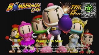 This is... Bomberman Live