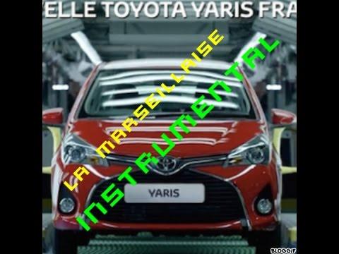 [INSTRUMENTAL] Musique Pub Toyota Yaris 2015 : La Marseillaise