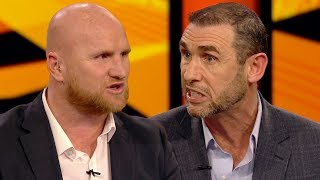 'Arsenal are a shambles, Emery's time is surely up!' Keown and Hartson fuming after Gunners defeat
