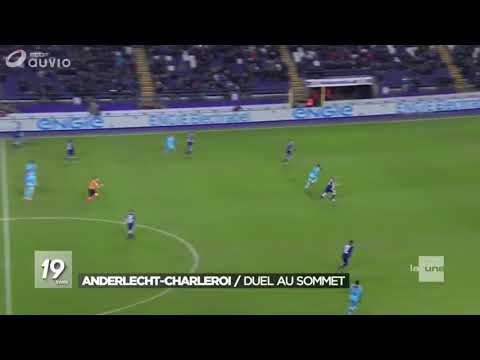 Anderlecht - Charleroi (1-3) FR