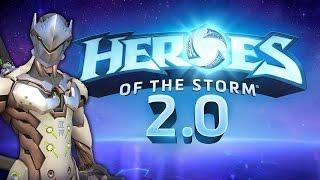 NOVO JOGO HEROES OF THE STORM 2 0