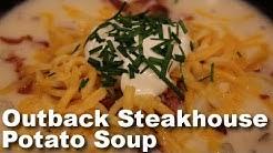 Outback Steakhouse Potato Soup Recipe